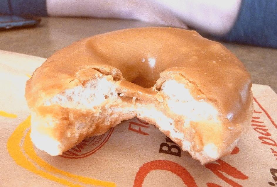 Maple Donut