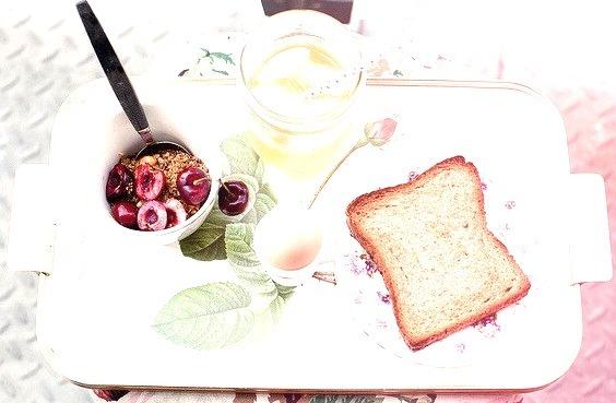 breakfast. by hjartesmil on Flickr.