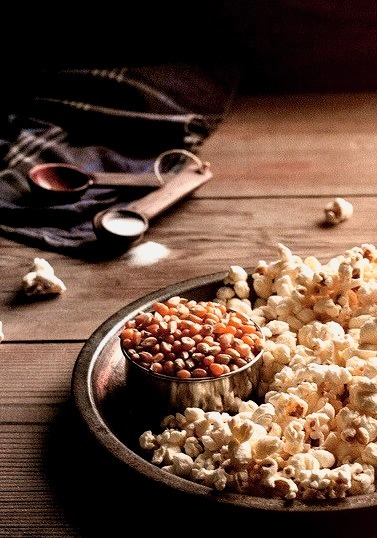 Stove Top Popcorn by pastryaffair on Flickr.