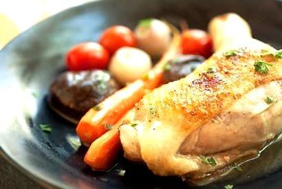 Braised Chicken