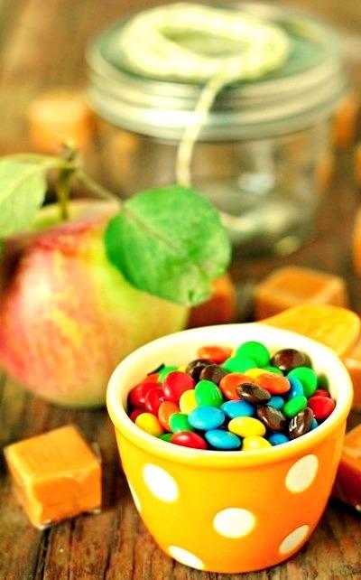 Caramel Apple In A Jar The Gunny Sack on We Heart It.