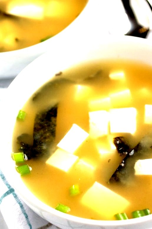 15 Minute Miso Soup